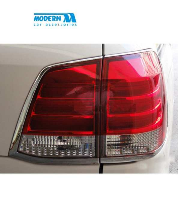 Toyota Land Cruiser BackLights Red and White New Style- Model 2007-2015
