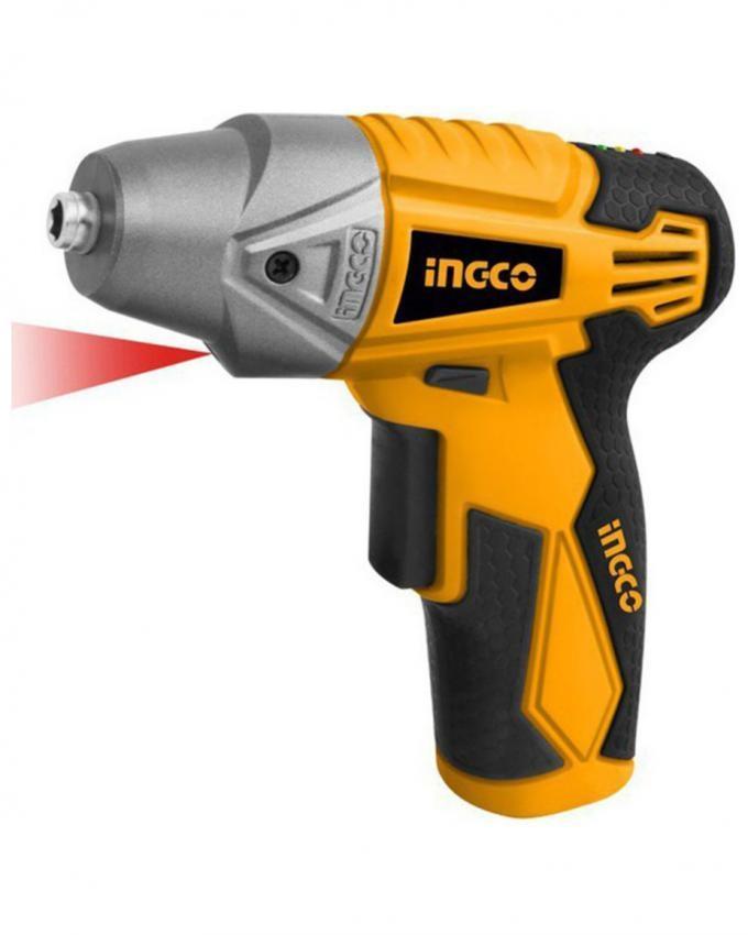 INGCO Cordless Screwdriver