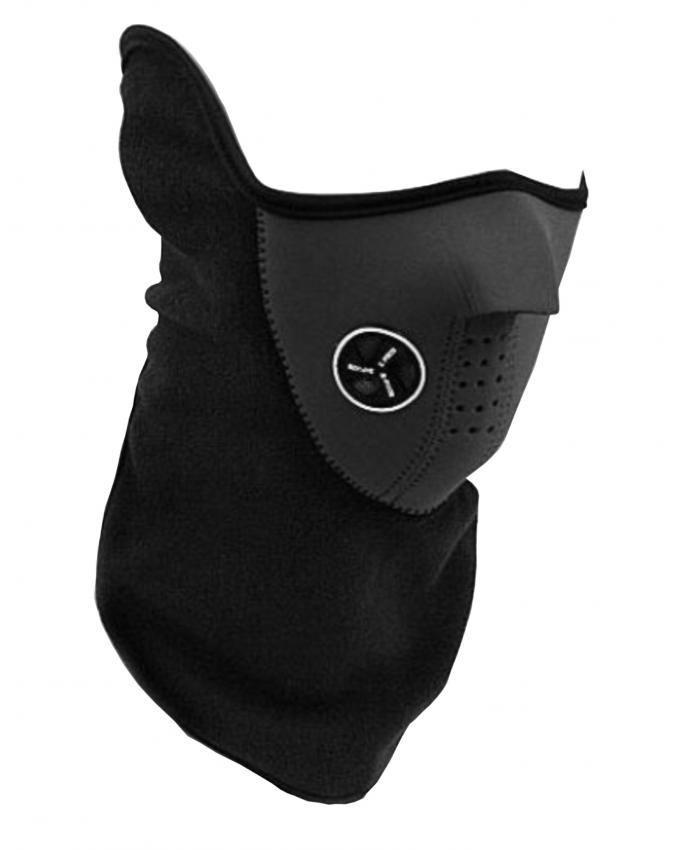Pack of 2 - Face Masks - Black