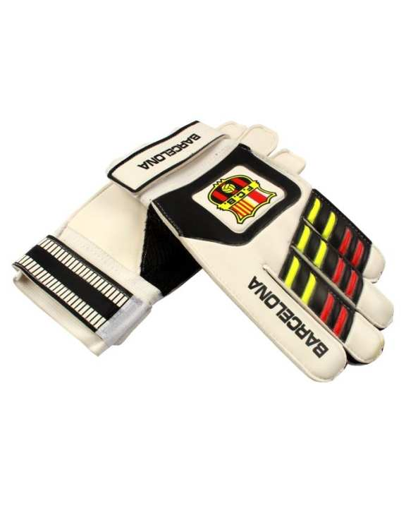 Barcelona Goalkeeping Gloves - Multicolour