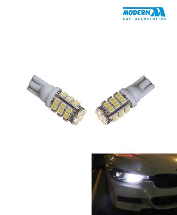 42 SMD Parking Light Yellow - Pair