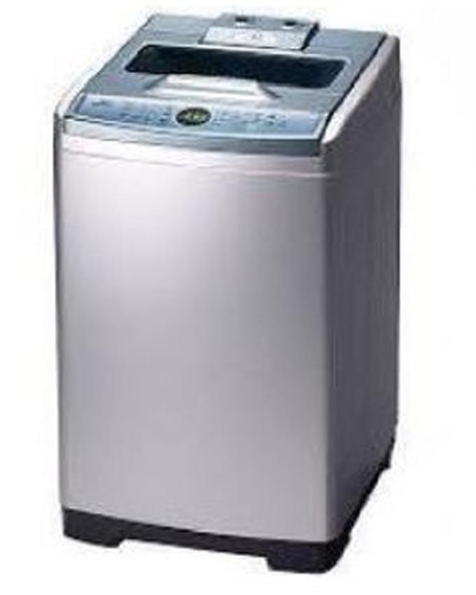 Haier Haier Hwm 80 P 201m Top Load Automatic Washing Machine 8kg Silver