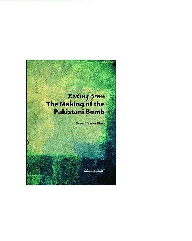 The Making Of The Pakistani Bomb