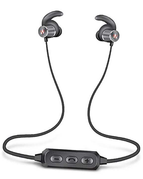 Audionic Airbeats A-6 Bluetooth Earbuds - Black