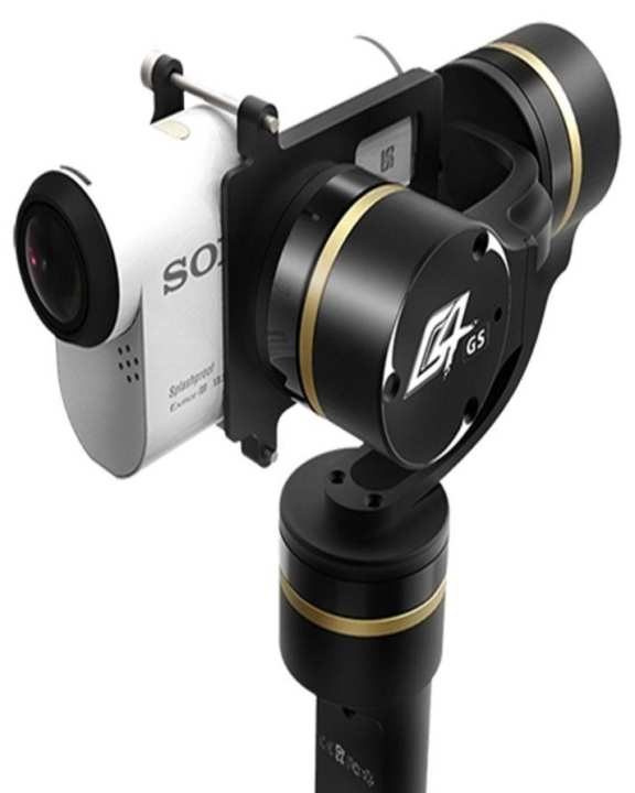 Feiyu Tech - G4 Gs 3-Axis Handheld Gimbal For Sony Action Cameras