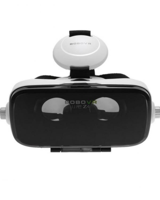 VIP Traders VR Z4 - VR Glasses with Headphone - White
