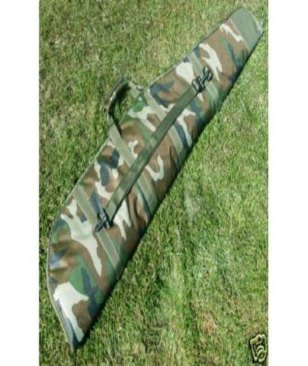 Scope Bag Padded Scoped Rifle Shotgun Case Cover Bag