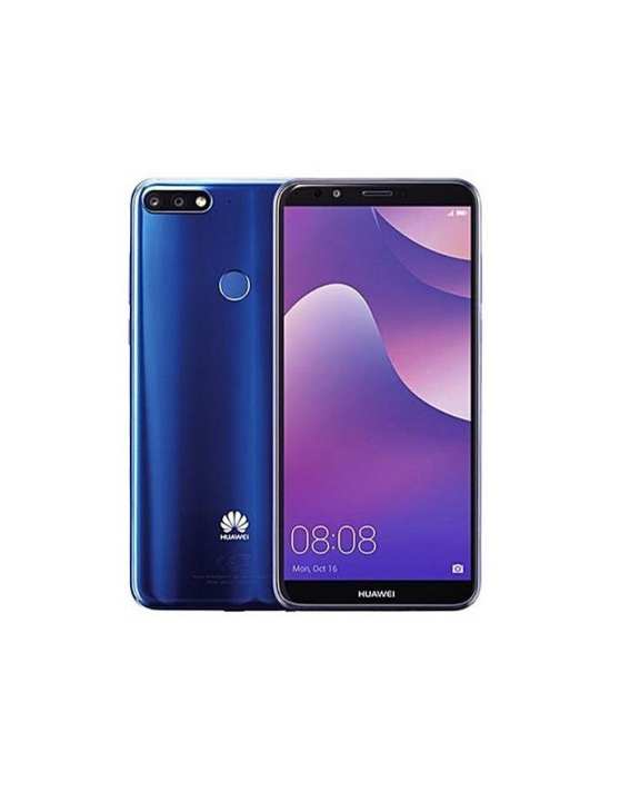 Y7 Prime (2018) 3Gb Ram - 32Gb Rom-Face Unlock - Blue