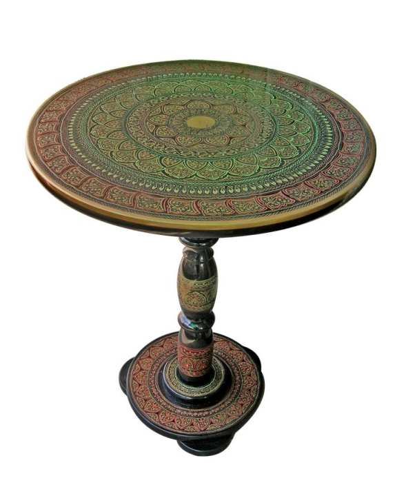 Side Table - Multicolor