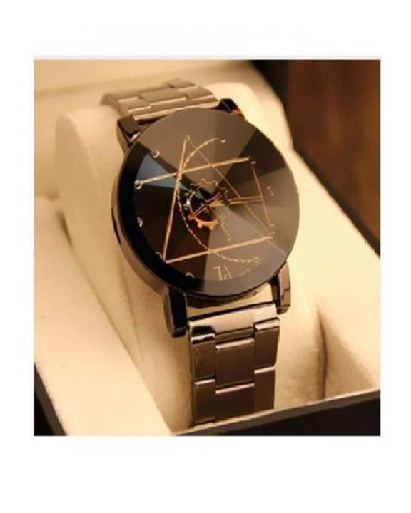Luxury Collection Wristwatch For Men - Golden