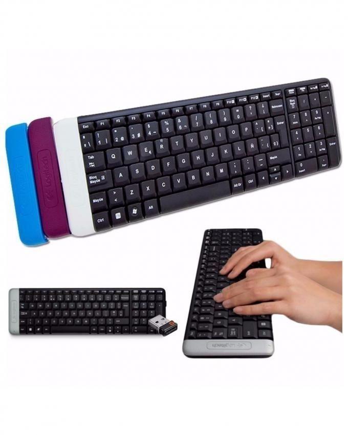 Wireless Keyboard - K230 - Black
