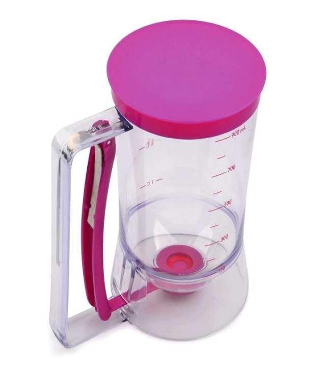 Baking Batter Dispenser - Purple