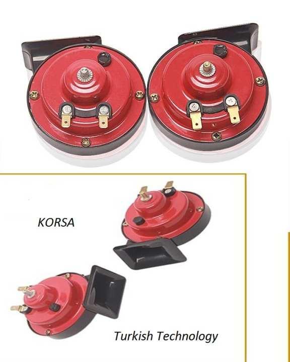 Korsa - Snail - Horn - Turkish - Technology