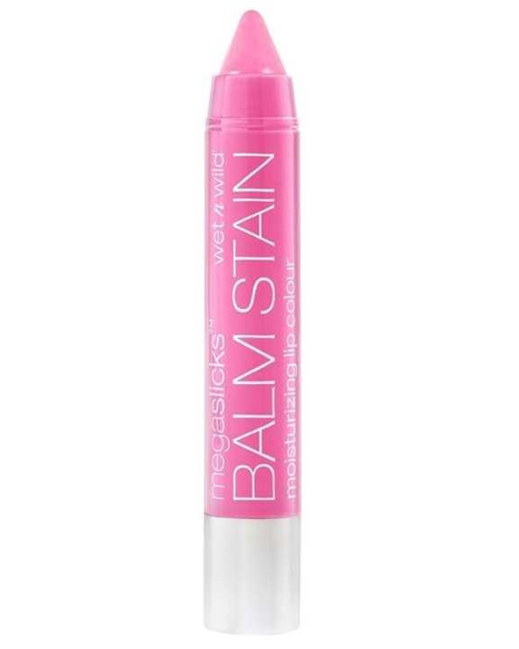 Mega Slicks Lip Balm Stain - A Stiff Pink