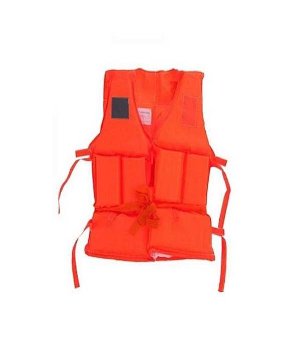 Life Saving Jacket For Kids - Orange