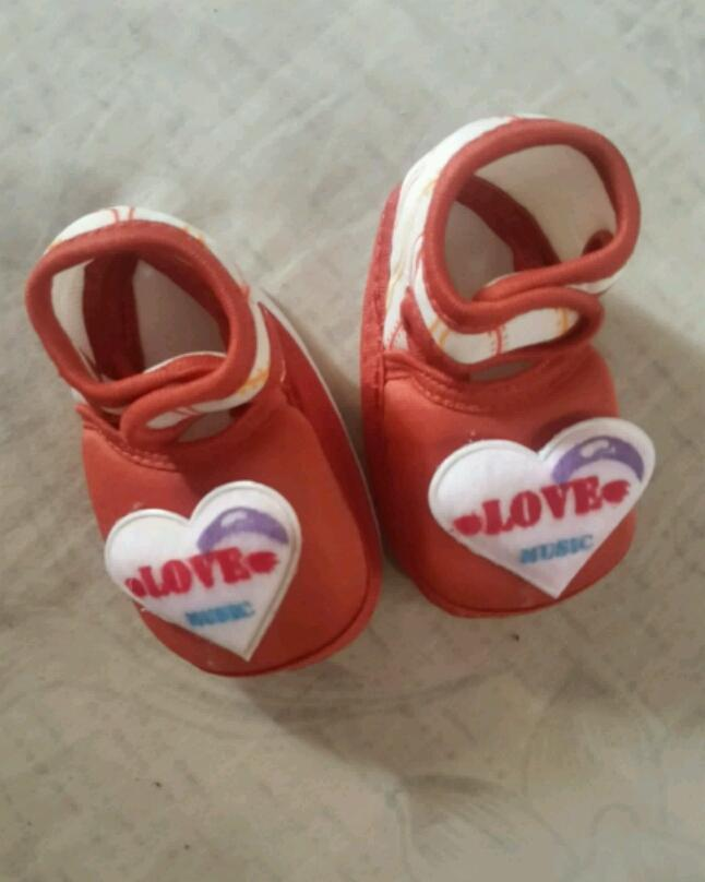 Shoes For Kids - Red