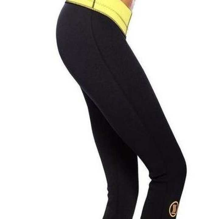 Black Neotex Pant Butt and Legs Shapewear For Women