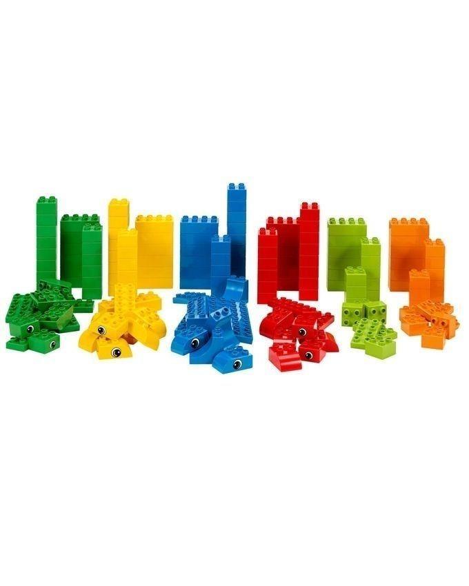 45019 - Creative Duplo Brick Set - Multicolor