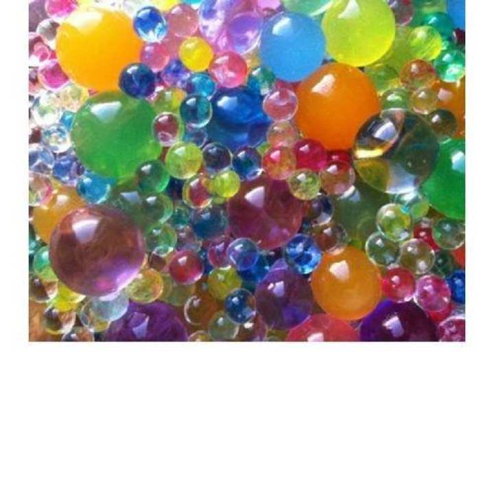 TwentyThousand Orbeez Water Balls Magic Balls Also Use In Decoration Table Plants Playing Guns And Many More