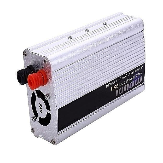 1000 Watt Solar UPS / Car Power Inverter