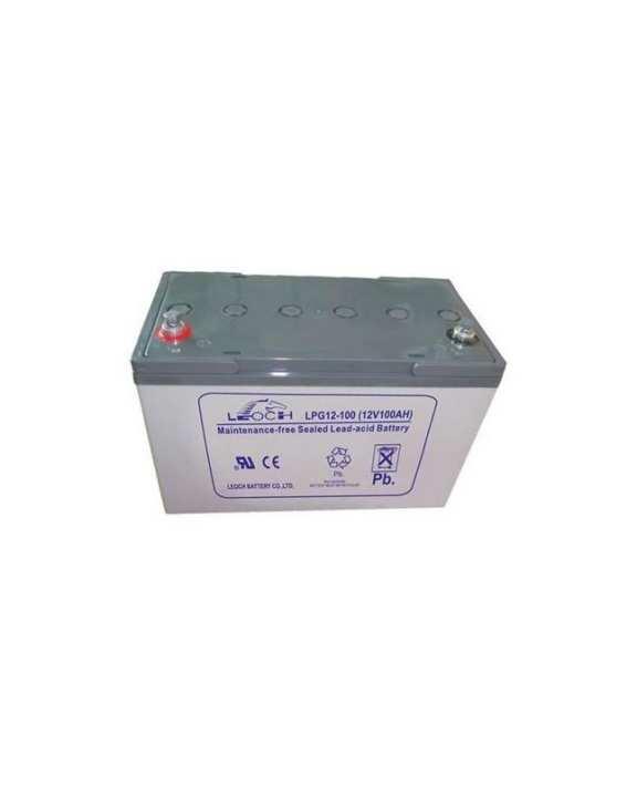12V/100AH Maintenance Free Battery