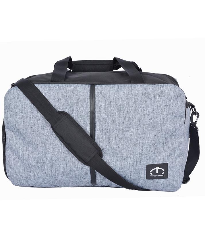 Multiple Use Travelling Bag / Team Bag / Duffel Bag - Grey