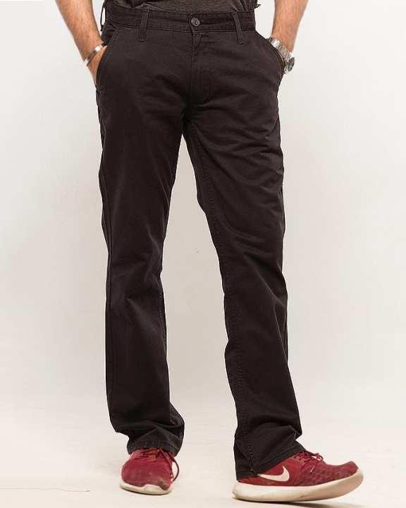 Slim Chino - Black