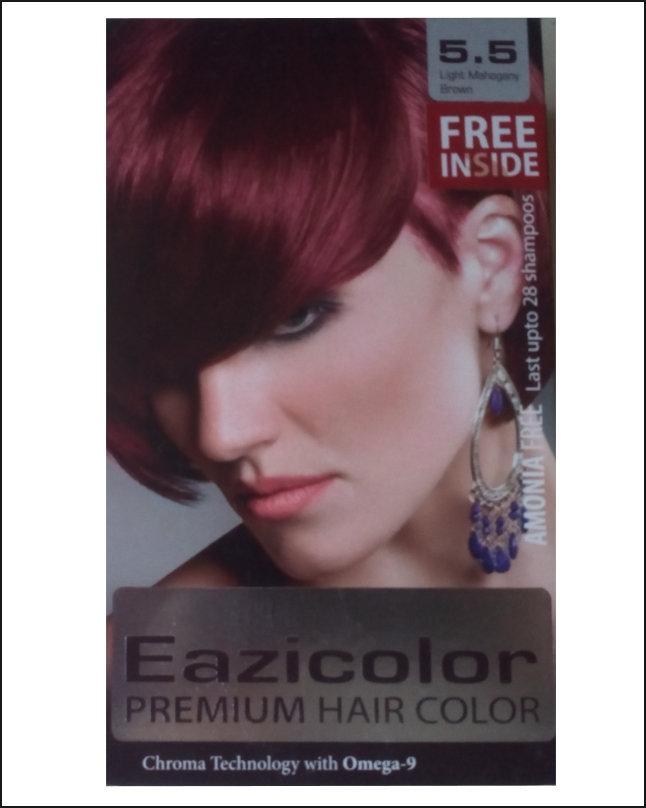 L Oreal Paris Cream Hair Color Excellence No 4 25 Iridescent Mahogany Brown 172