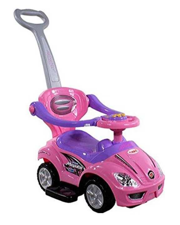 Deluxe Mega Car - Pink