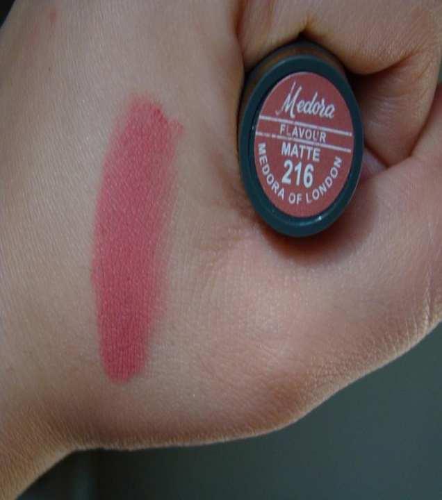 Medora Lipstick - Matte Flavour 216