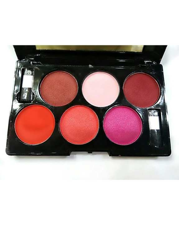 6 In 1 Blush On Kit