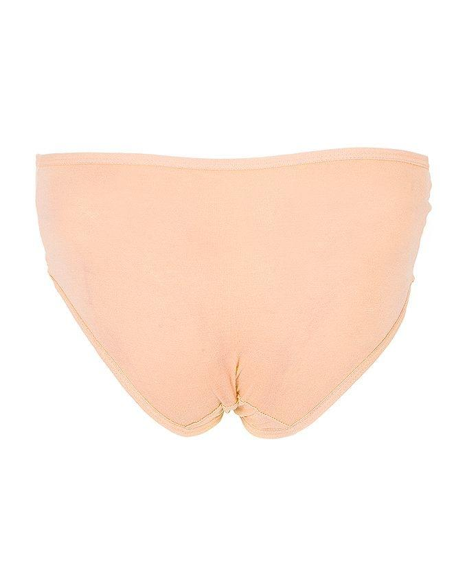 Pack Of 3 Multicolour Cotton Panties For Women