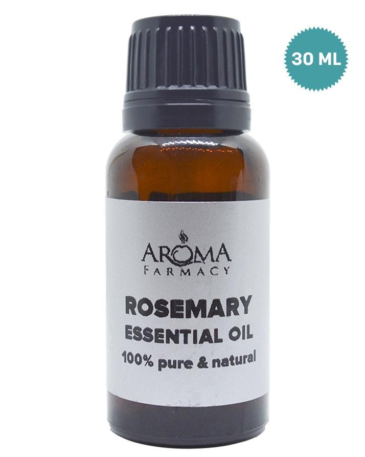 Rosemary Essential Oil 100% Pure & Natural - Undiluted