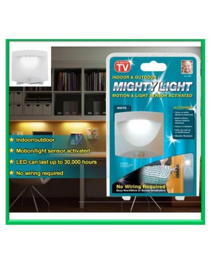 Mighty Sensor Light - White