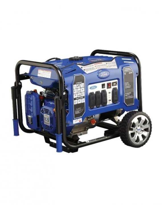 Ford - USA FG9250PE - 7.5 KW - Self Start Petrol & Gas Generator