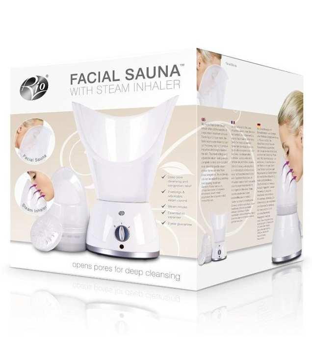 Facial Sauna - White