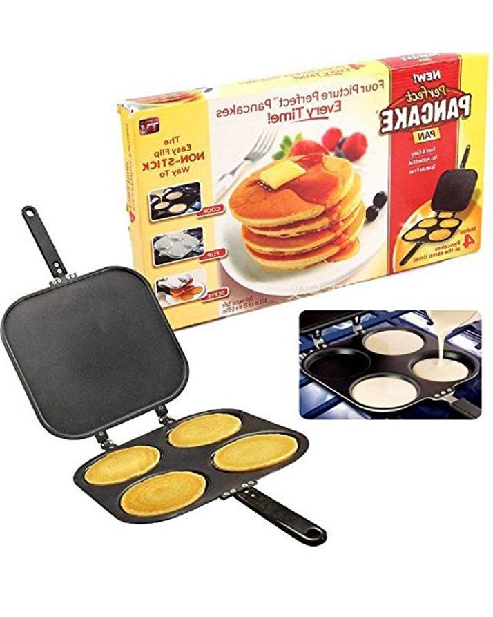 Non-Stick Perfect Pancake Pan