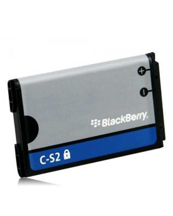 C-S2 / CS2 - Battery For Blackberry Curve 8520 8530 8320 9300 9330 - Silver