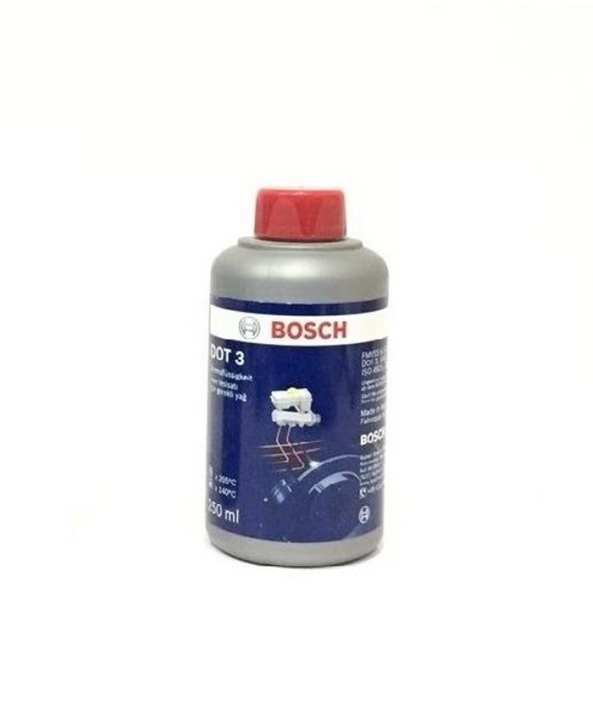 Premium Bosch Brake Oil DOT 3