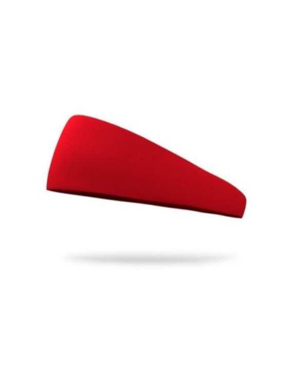 Muaz Sports Head Band - Red
