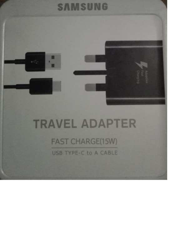 Travel Adapter  Fast charging (15 W)