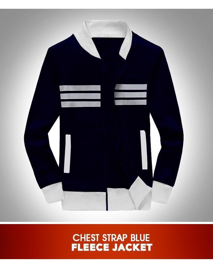 The Versatile Jacket (Navy Blue )