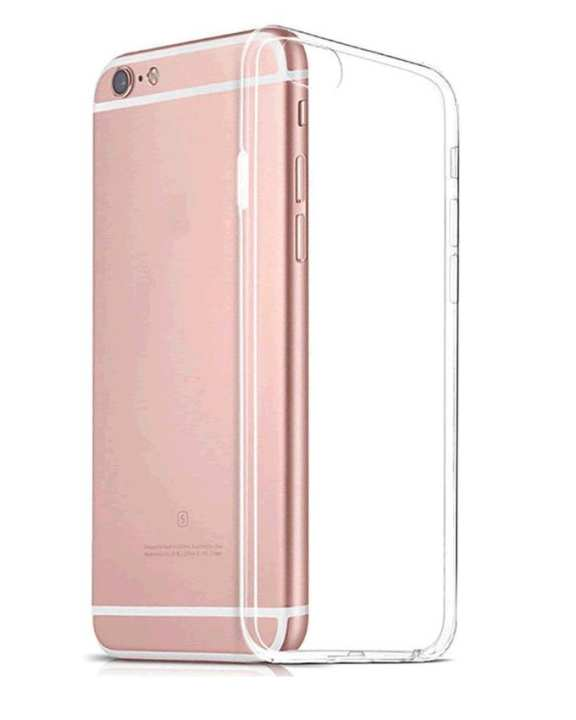 HD Anti Dust Clear Case For iPhone6 Plus