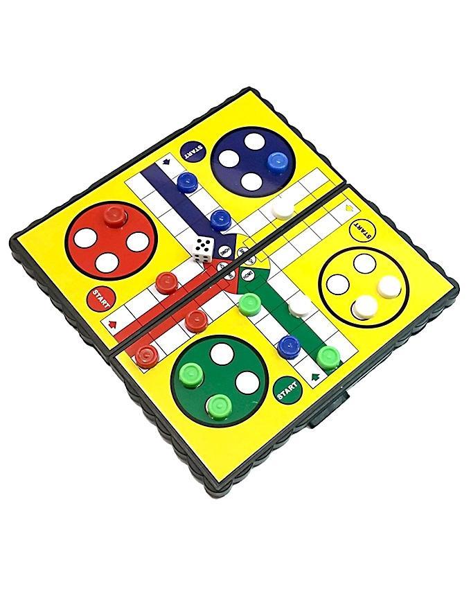 Portable Ludo - Magnetic