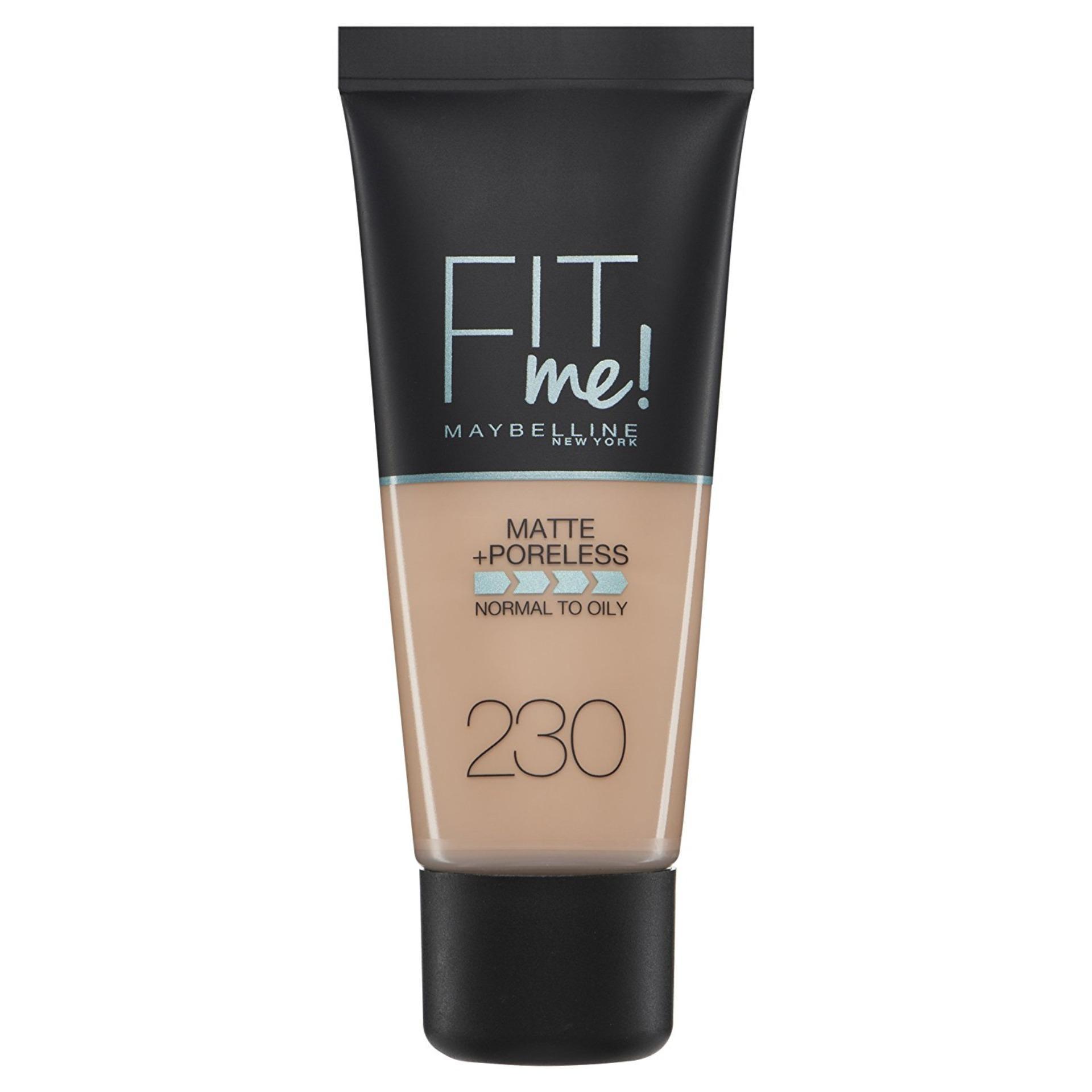 Fit Me Liquid Foundation - 230 Natural Buff