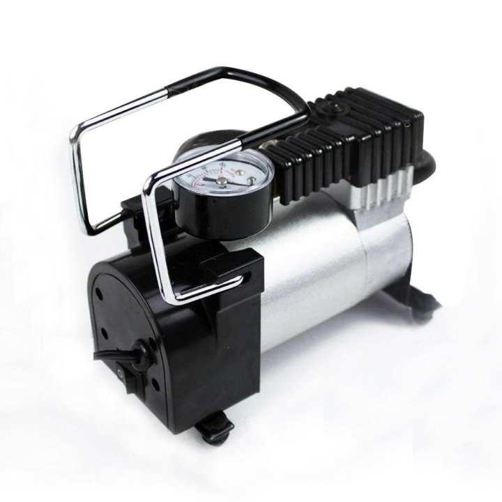 12 Volt Portable Car Tire Air Pump/Inflator/Compressor