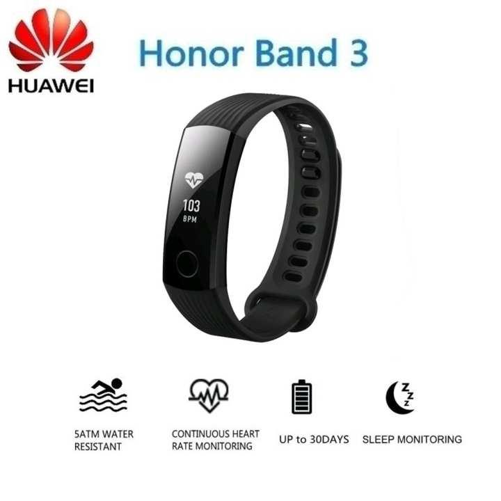 Original Huawei Honor Band 3 Fitness Tracker - Watch for Men