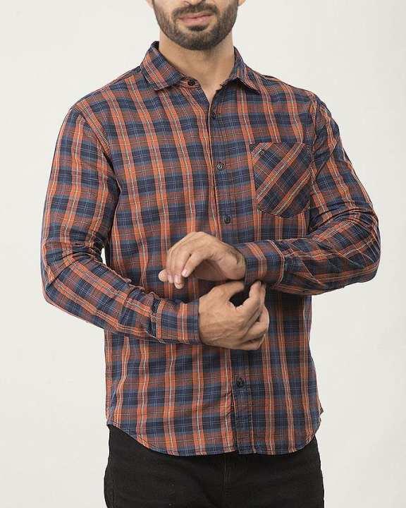L/S Woven Shirt Apricot Blush