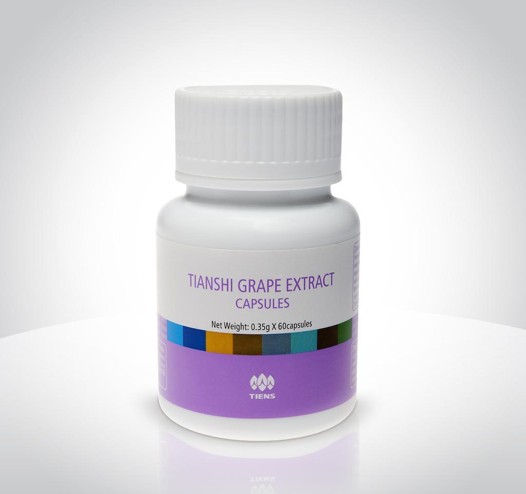 Tiens Buy At Best Price In Pakistan Zinc Original Tianshi Grape Extract Capsules 60 Cap