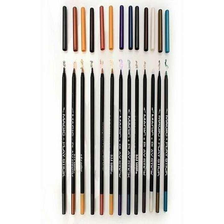 Pack Of 12 Pencil Gel Liners
